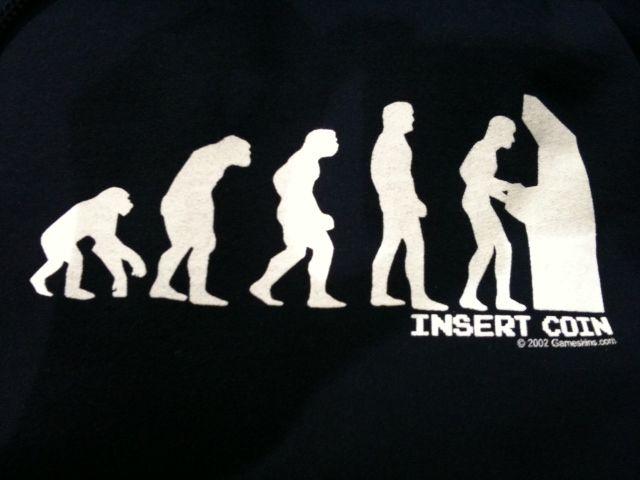 Per l'evoluziona abbisogna il gettone. Che credevate?