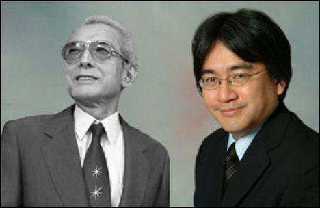 """Yamauchi disse """"Nintendo DS è una momento decisivo. Se riesce ascenderemo al paradiso, se fallisce annegheremo all'inferno""""."""