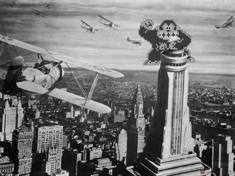 Universal trascino Nintendo in tribunale per plagio della loro IP King Kong. E perse.