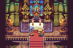 Sword of Mana Screen A4