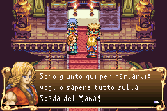 Sword of Mana Screen 3