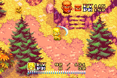 Sword of Mana Screen A1