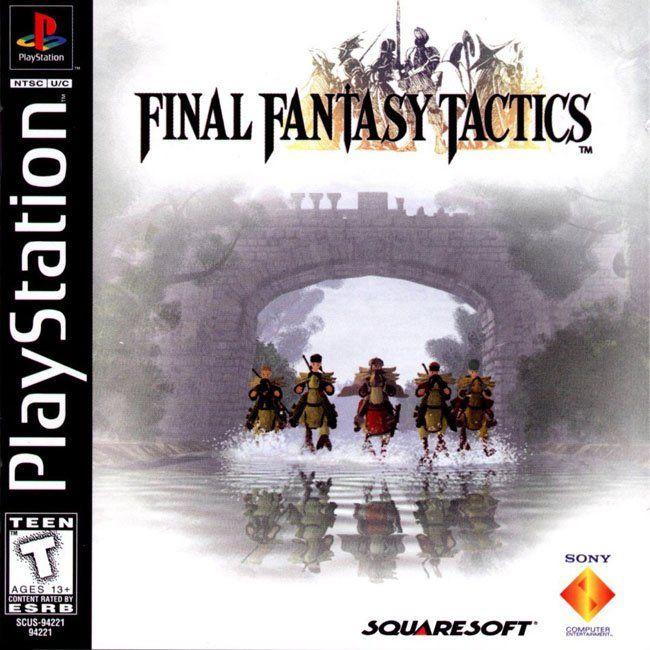 Box di Final Fantasy Tactics