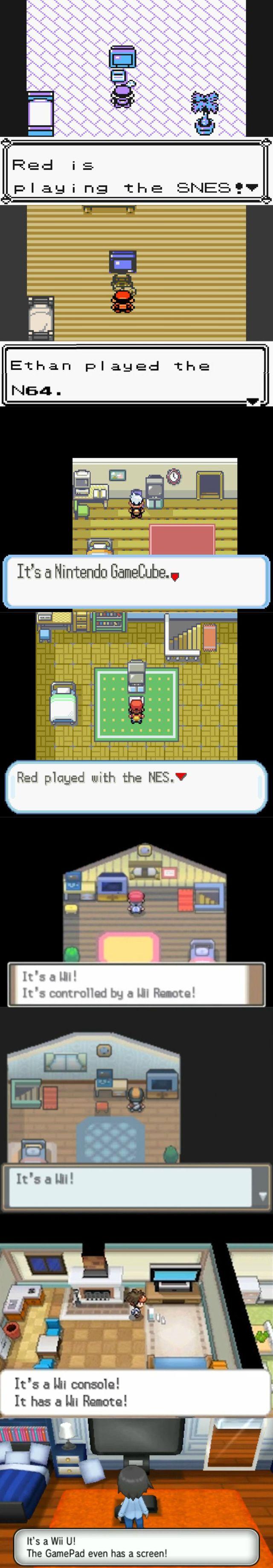 Tutte le console Pokémon - All consoles
