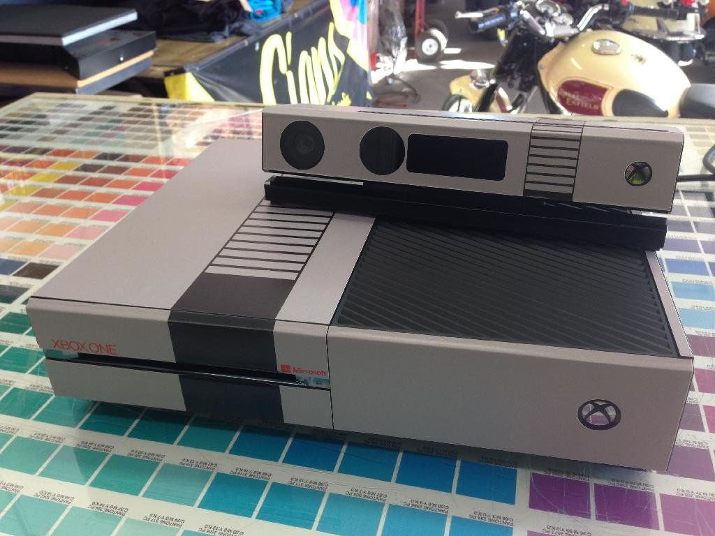 XboxOne skin