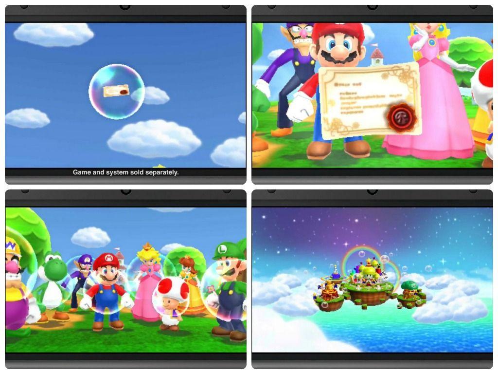 Mario Party: Island Tour 1