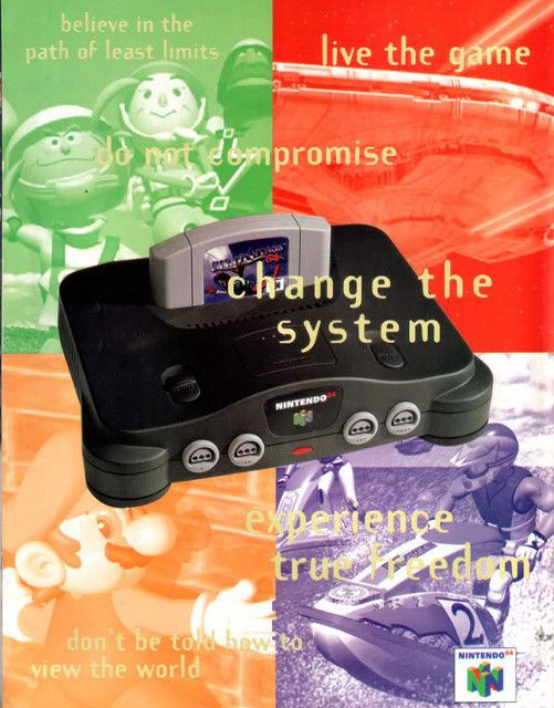 Change-the-System-N64