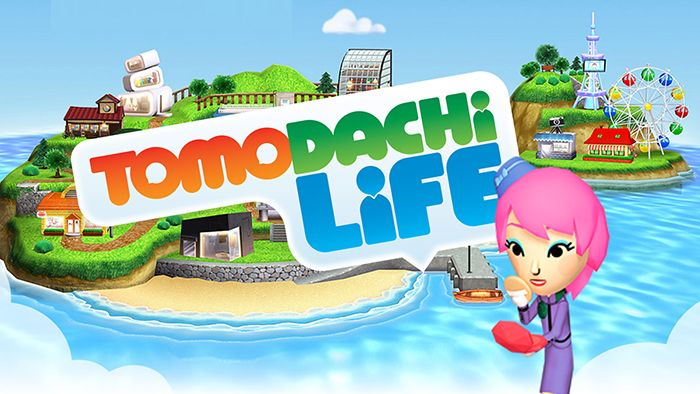 Tomodachi Life 2 milioni