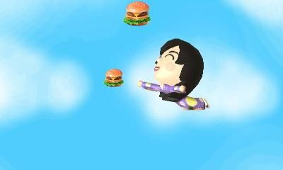 Sì, gli hamburger sono spesso nei miei sogni