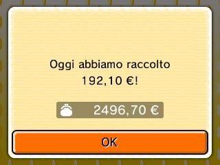 Siamo ricchi! Uh, forse no...