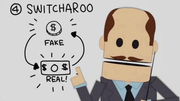 South Park ha spiegato passo passo come funzionano i freemium, più o meno