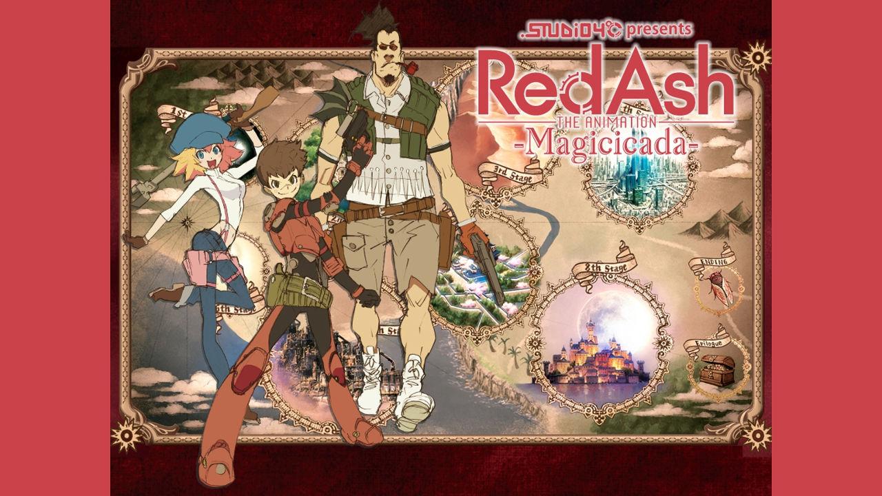 Di Red Ash è previsto anche un anime, realizzato da Studio 4°C