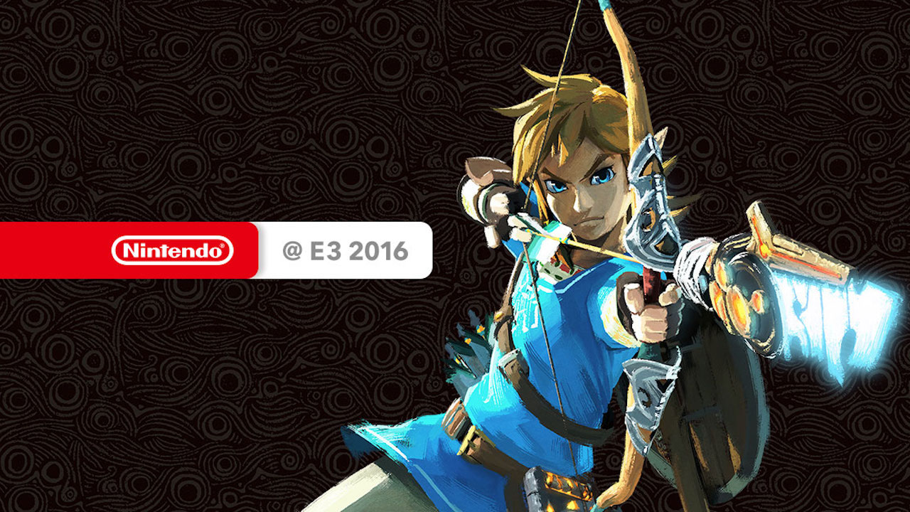 The Legend of Zelda U E3 2016 Nintendo Giulio Vitali meteo dinamico quattro dungeon