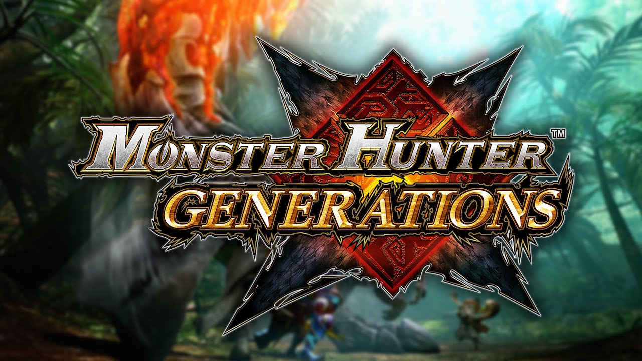 Monster Hunter Generations Digital Foundry New 3DS 3DS Gammoth