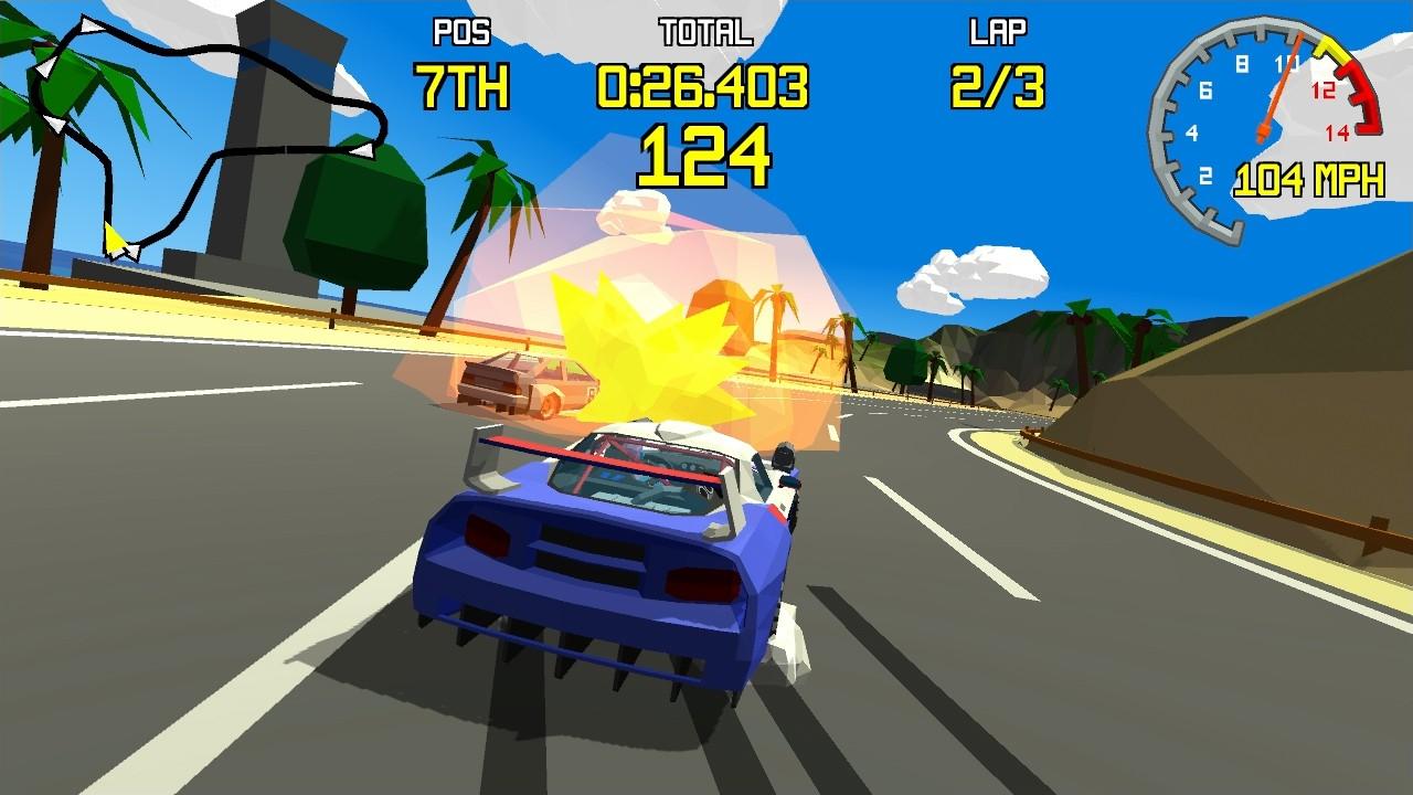Racing Apex Wii U Nintendo Switch