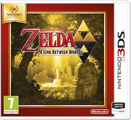 The Legend of Zelda: A Link Between Worlds - Nintendo Selects