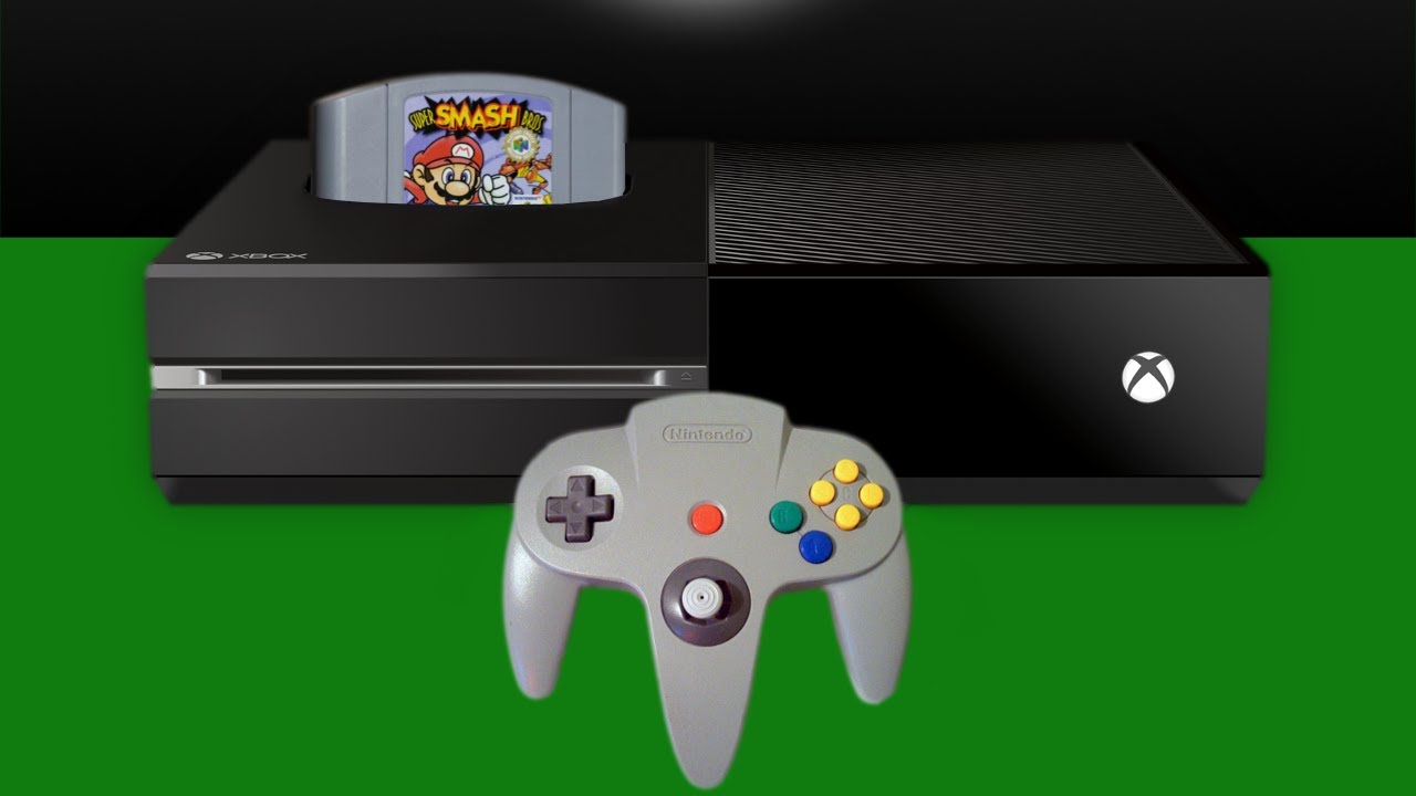 Win64e10 emulatore Nintendo 64 Xbox One