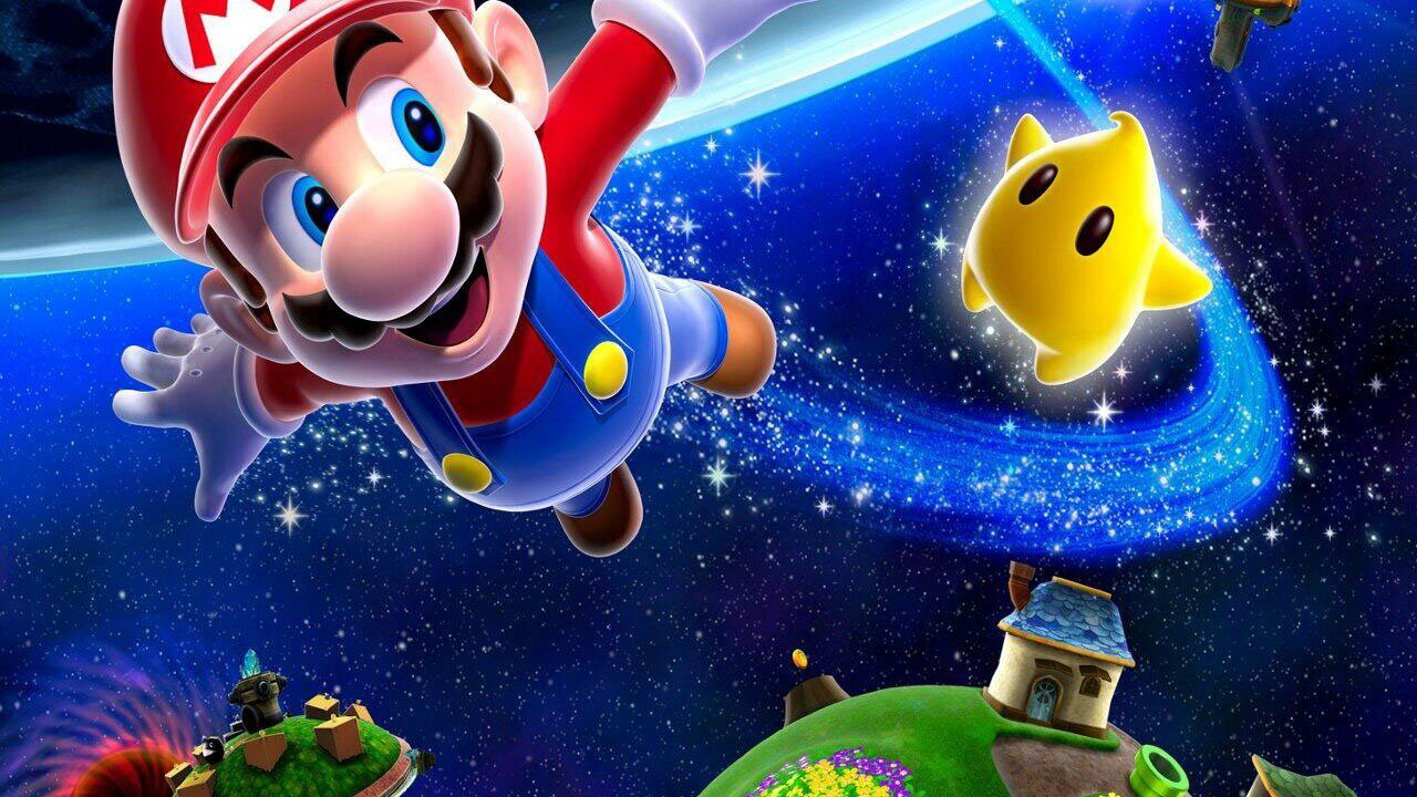 Super Mario Galaxy 3 Super Mario Sunshine HD Nintendo Switch Charles Martinet