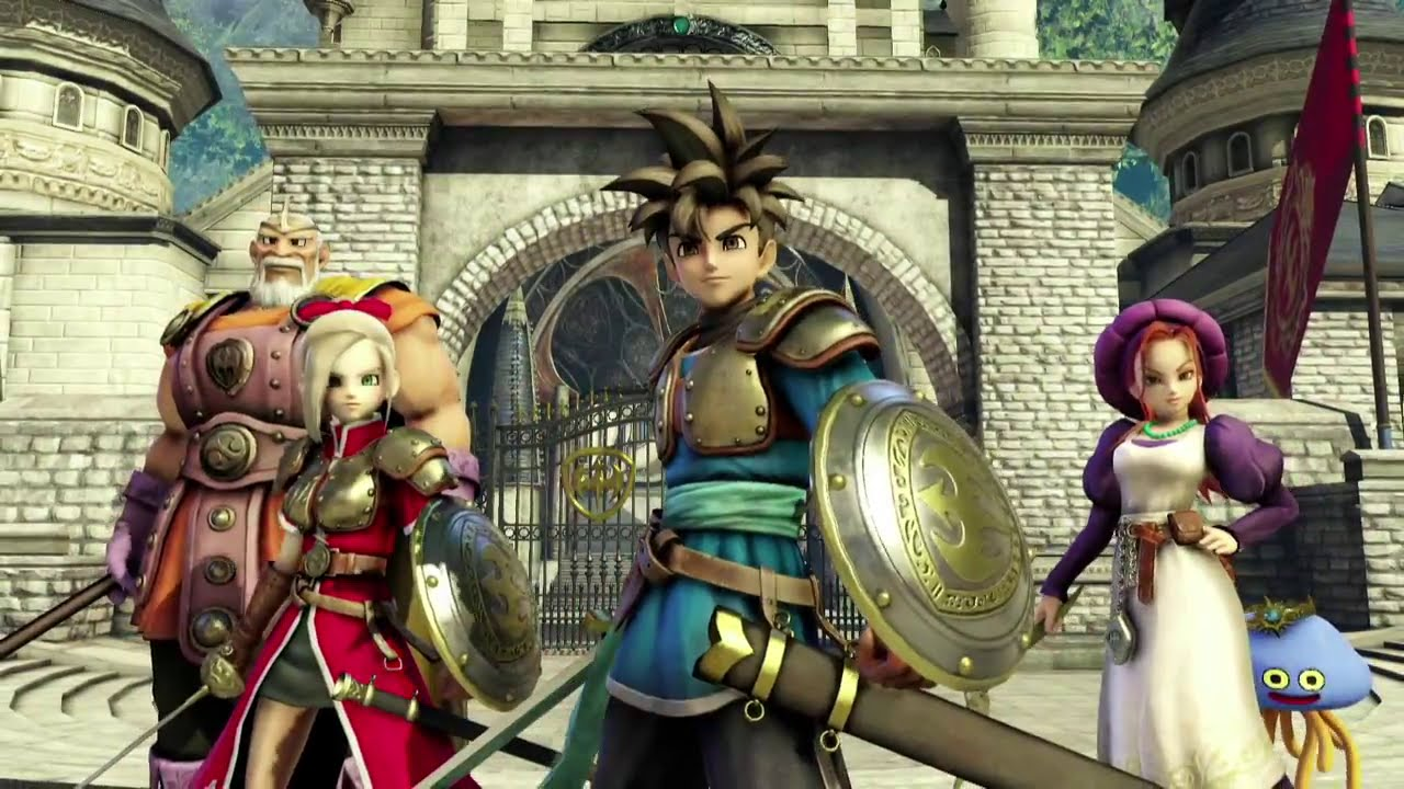Dragon Quest Heroes Nintendo Switch