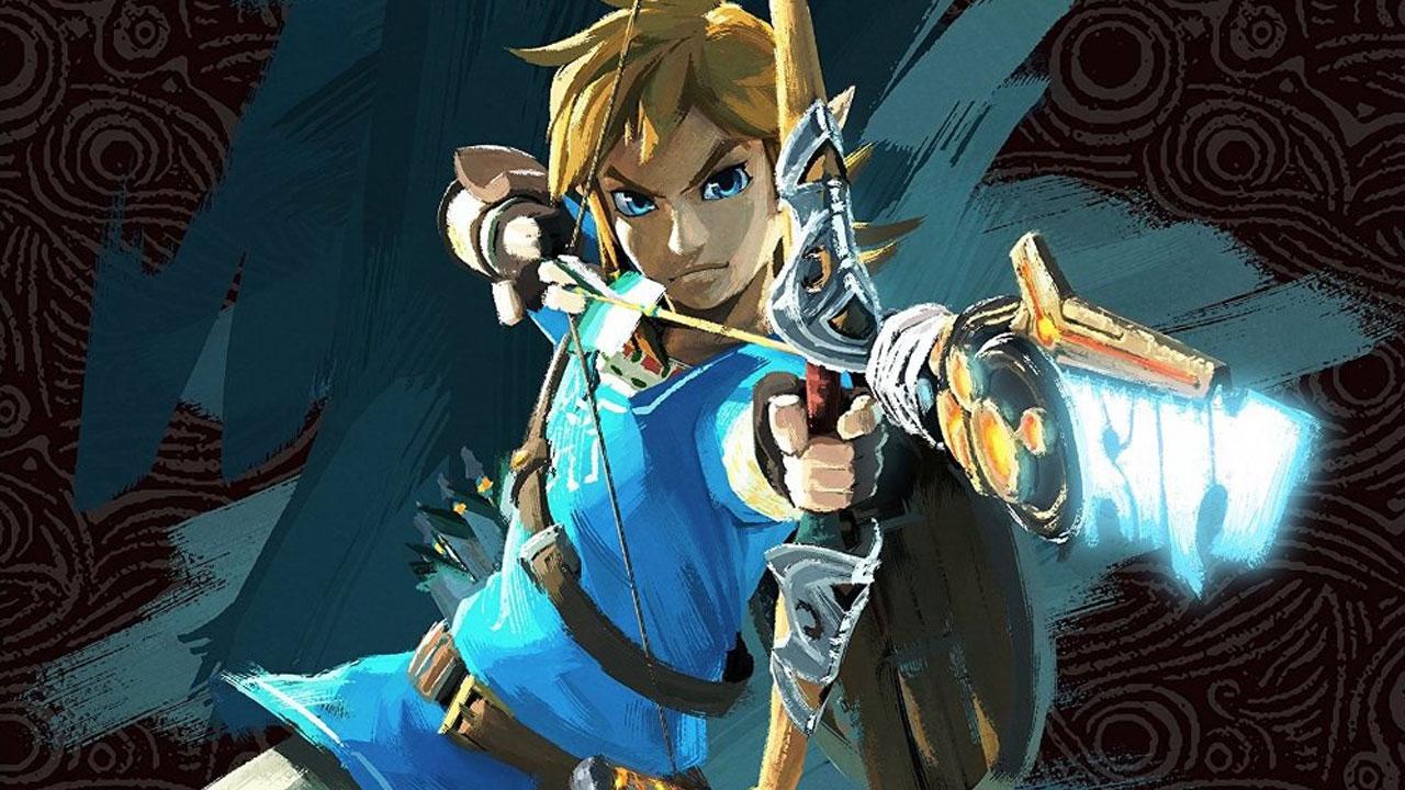 The Legend of Zelda Nintendo Switch Aonuma Miyamoto Amazon Breath of the Wild