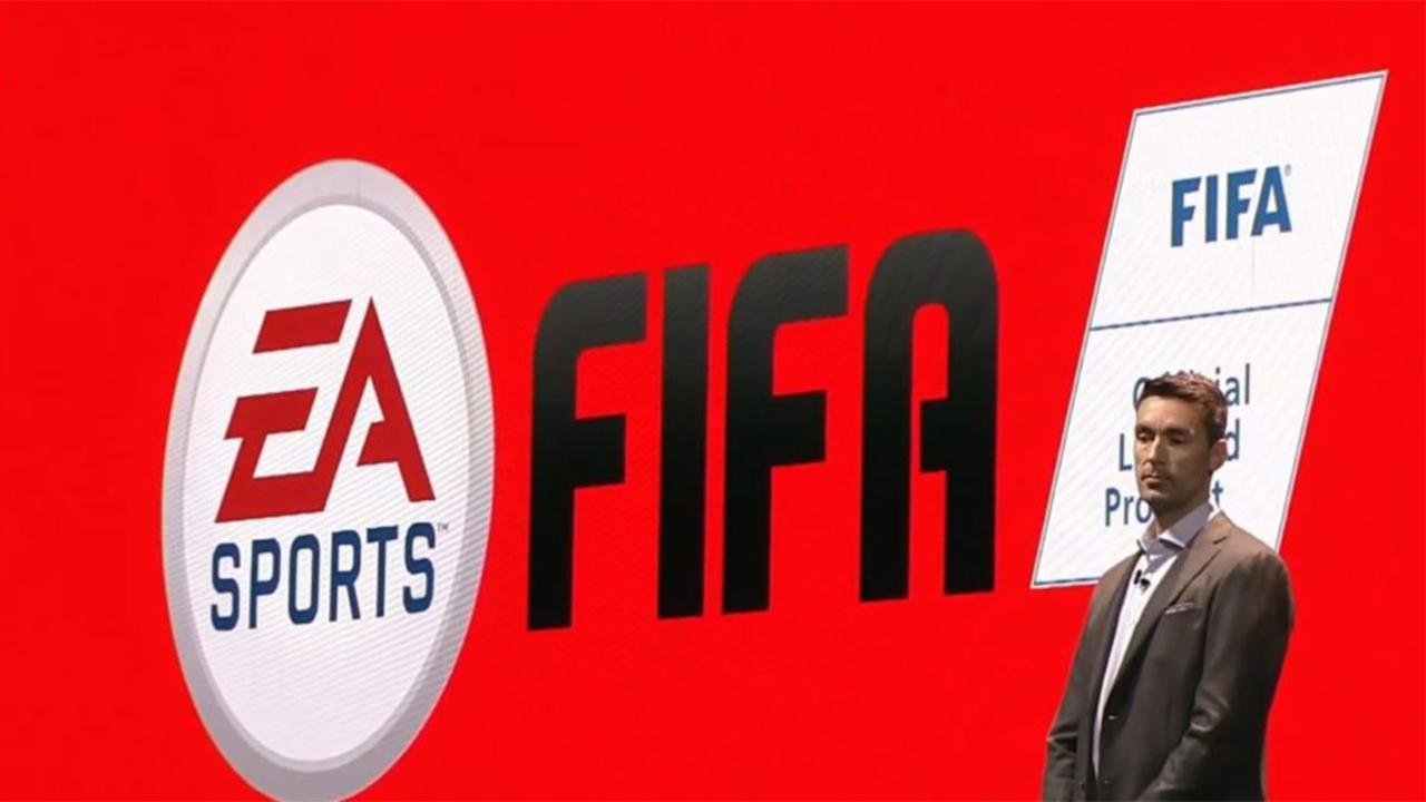 Patrick Soderlund EA Switch