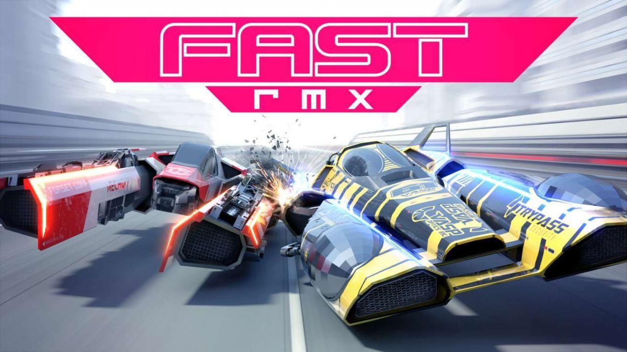 Fast RMX Nintendo Switch shin'en