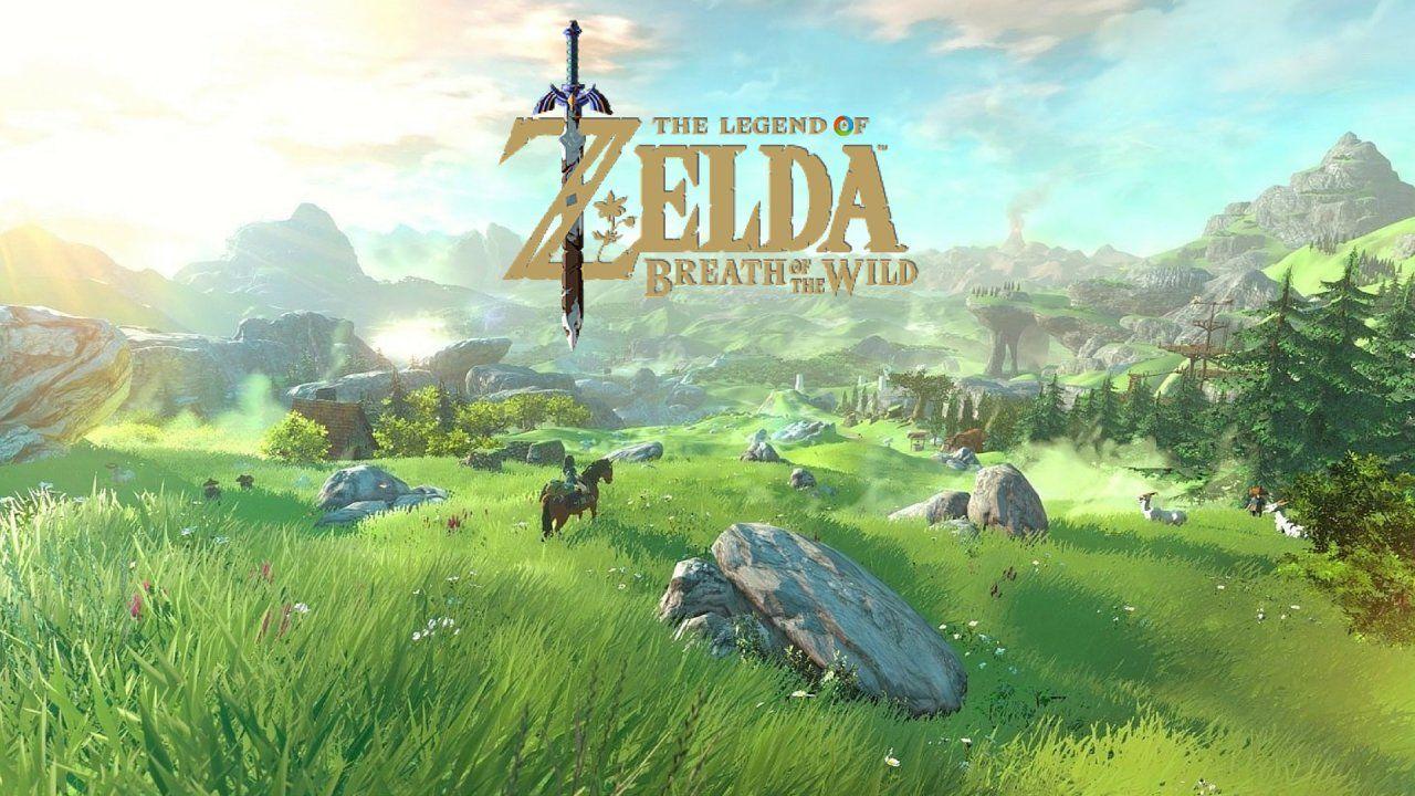 The Legend of Zelda: Breath of the Wild leak versione per Nintendo Wii U spoiler San Valentino The Legend of Zelda Breath of The Wild
