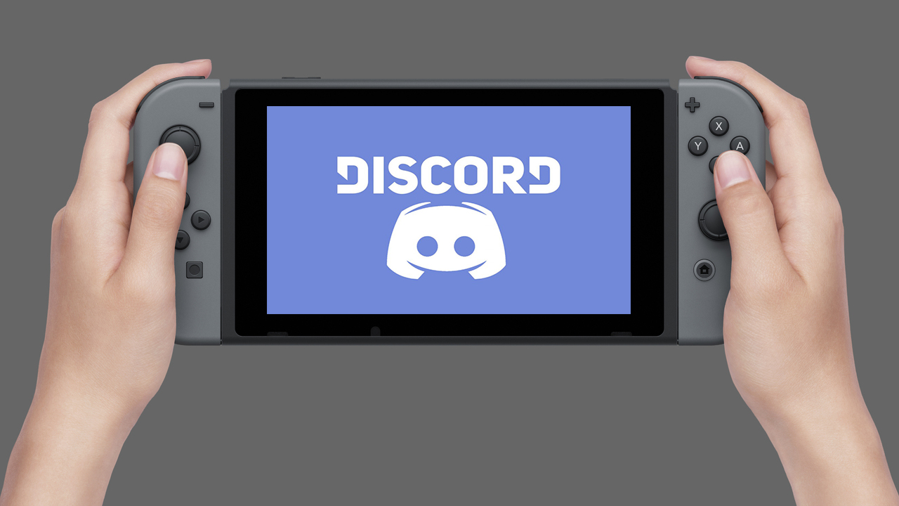 Nintendo Switch Discord Chat Vocale