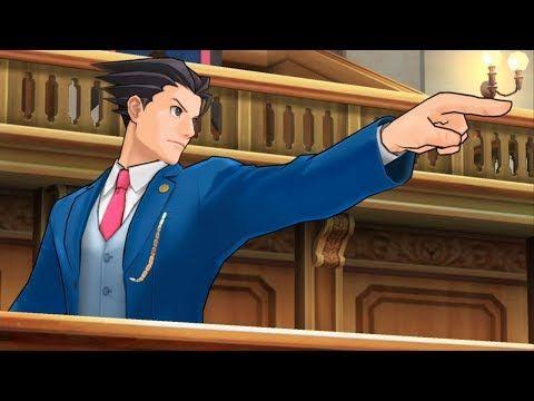 Phoenix Wright: Ace Attorney - Dual Destinies - Launch Trailer