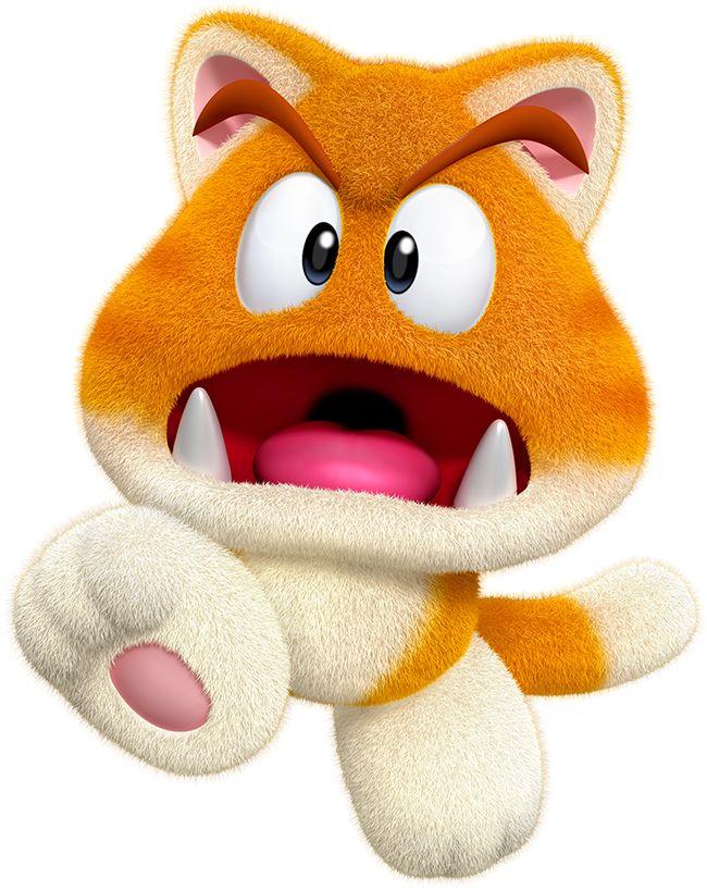 Cat_Goomba_Artwork_-_Super_Mario_3D_World