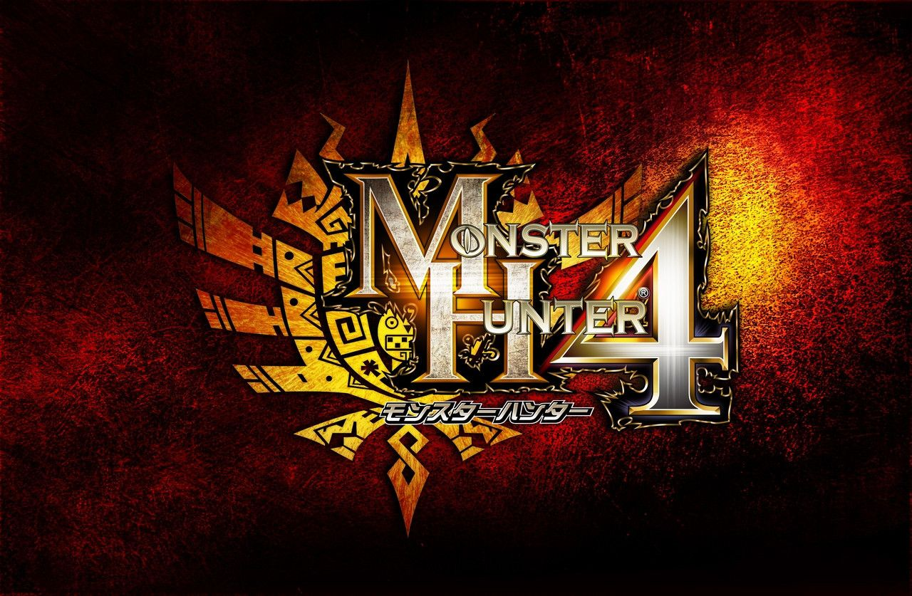 Logo-di-Monster-Hunter-4-per-3DS