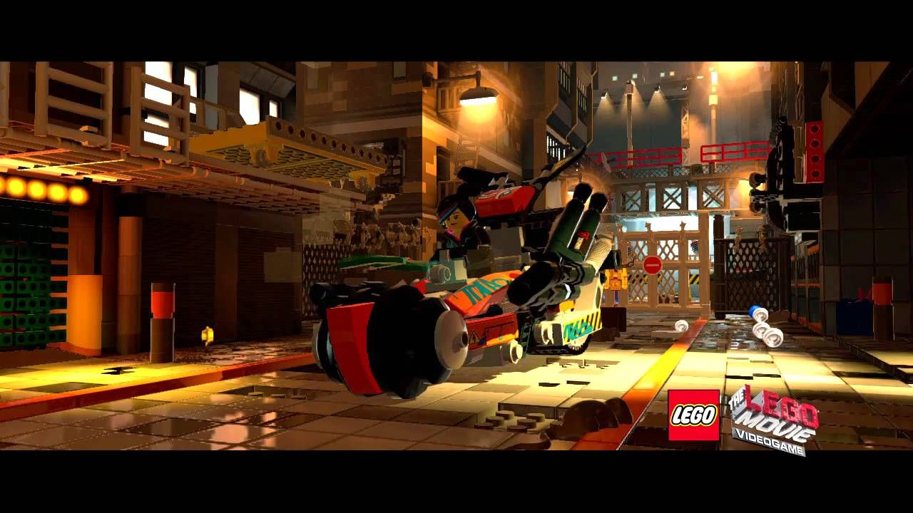 The LEGO Movie Videogame - Official Announce Trailer