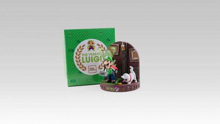 Diorama Luigi