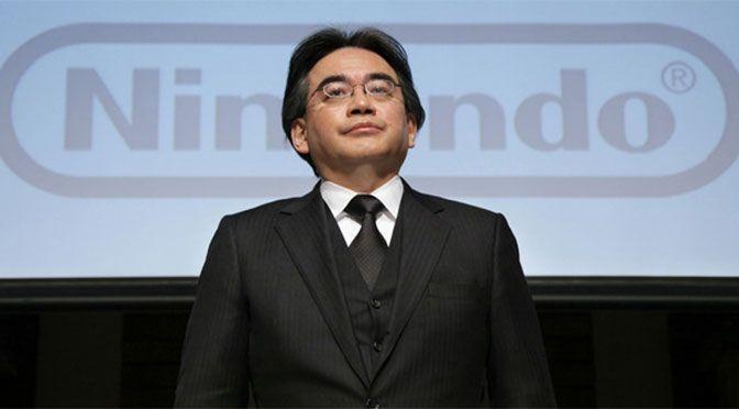 Satoru Iwata DICE Awards