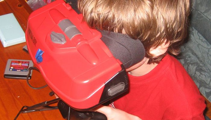 virtual boy google cardboard
