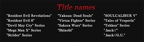 Ecco il recap dei titoli finora presenti nel crossover