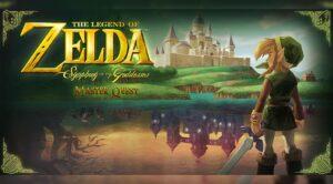 Symphony of the Goddesses Maser Quest