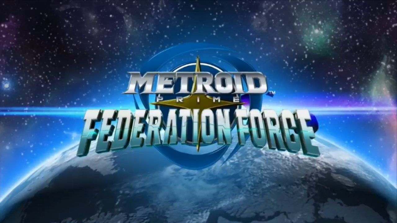 metroid prime federation force start
