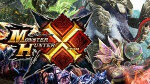 supera le vendite di monster hunter x Monster Hunter X-cross-header-02-NintendOn Fairy Tail monster hunter x Super Smash Bros Monster Hunter X vendite ace attorney capcom