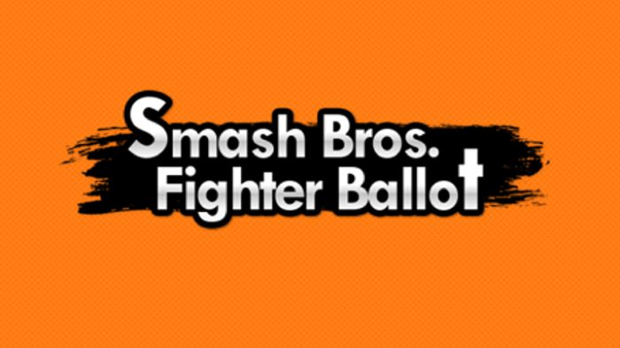 Super Smash Bros. Fighter Ballot