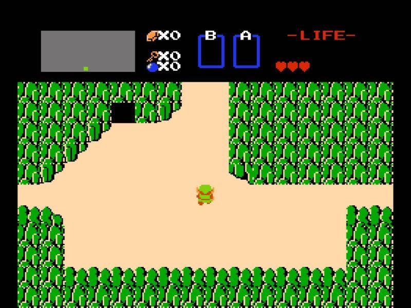 Zelda-NES-nintendon