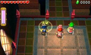 Zelda Tri Force Heroes