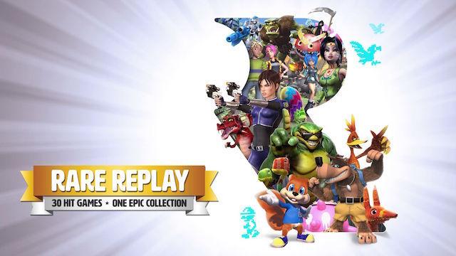 Rare Replay su Wii U