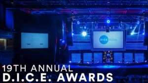 DICE Awards nomination