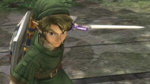 The Legend of Zelda: Twilight Princess HD lacrime aggiornamenti di Aonuma gameplay far parlare Link DLC nuovi contenuti scaricabili distribuzione copie distribuite