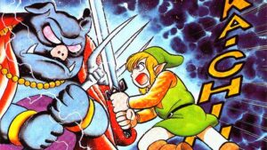 a link to the past manga