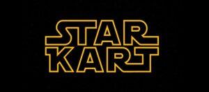 Star Kart crossover tra Star Wars e Mario Kart