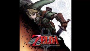 Zelda Twilight Princess HD nelle musiche della colonna sonora