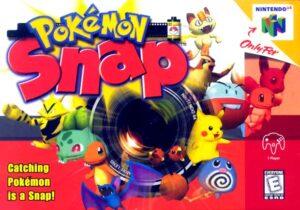 Pokémon Snap eShop giapponese