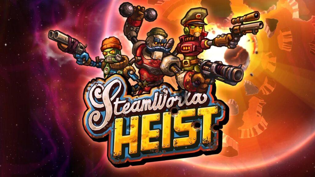 Steamworld Heist per PlayStation 4 Steamworld Heist : The Outsider DLC